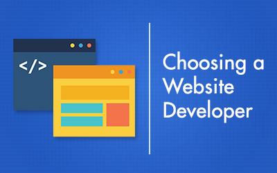 Choosing a Website Developer
