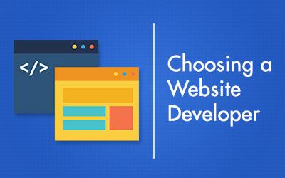 Choosing a Website Developer