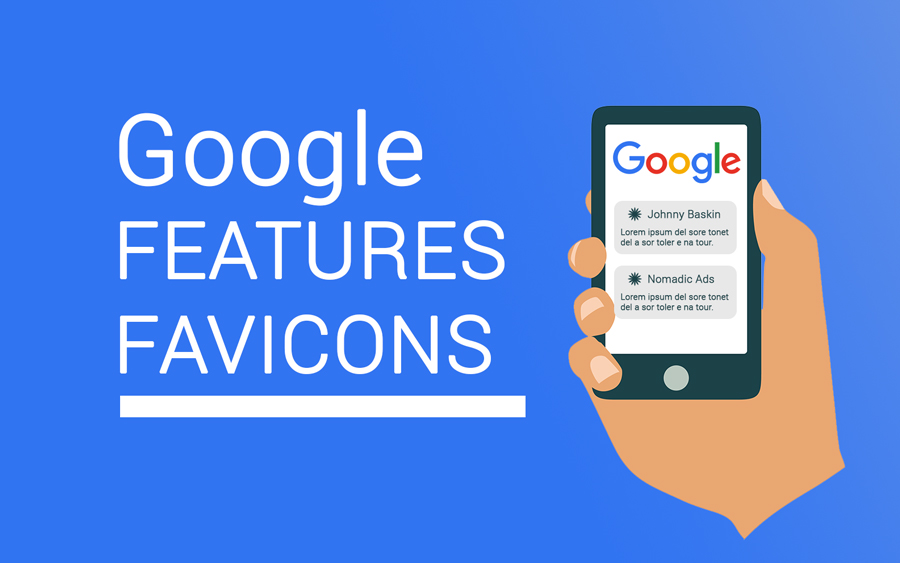 Google Search to Feature Favicons on Mobile