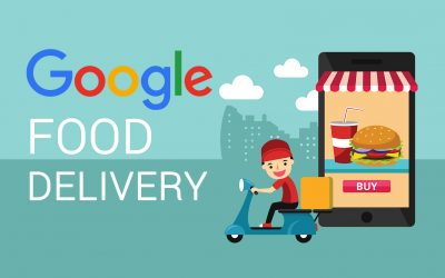 Google Allows Ordering Food Directly from the SERPS