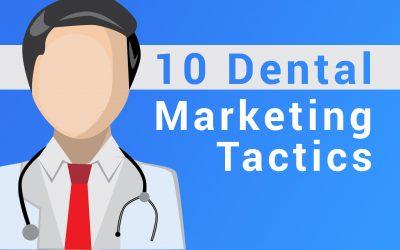 10 Simple Digital Marketing Ideas For Dentists